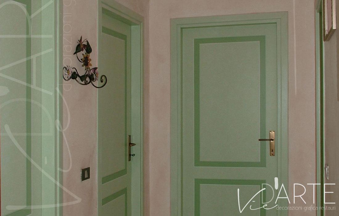 Abitazioni private viera danielli - Porte con bugne ...